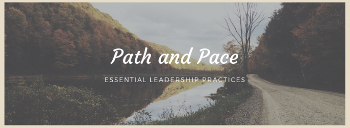 Path and Pace in Leadership