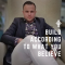 Build According to What You Believe