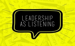 Leadership as Listening