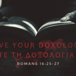 Live your Doxology