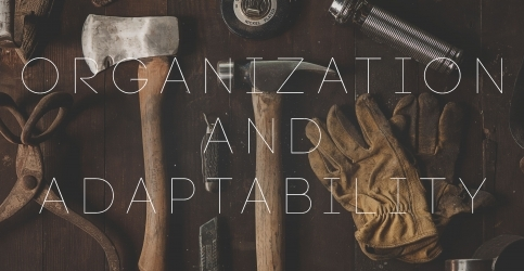 A Leader's Toolbox: Organization and Adaptability