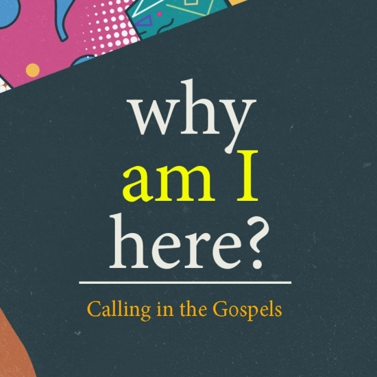 Why am I here – John's Commission